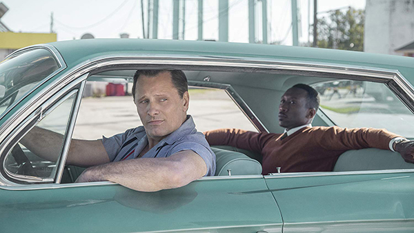 Green Book Named Best Film of 2018 By Nevada Film Critics Society